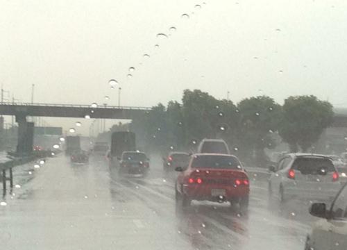 กทม.มีฝนละอองทั่วไปกลุ่มใหญ่ที่สามพราน
