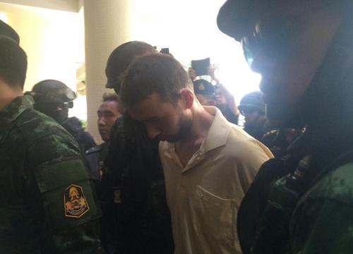 คุมอาเดมส่งสน.มีนบุรีจ่อฝากขังศาลคดีบึ้ม