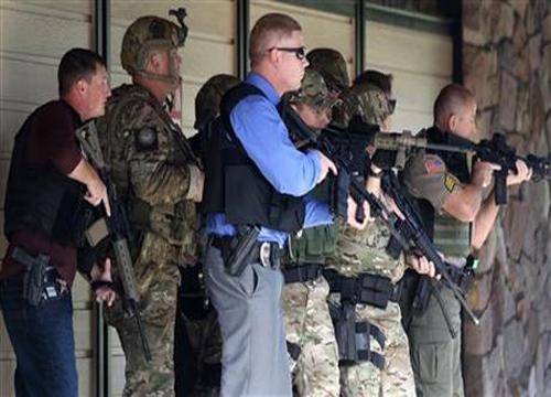 มือปืนบุกกราดยิงวิทยาลัยชุมชนโอเรกอนสหรัฐตายนับสิบ
