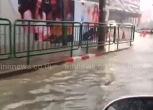 ฝนกระจายทั่วกทม. สูงสุด64.5มม.มีนบุรี