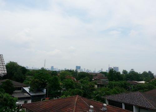 เช้านี้ไร้กลุ่มฝนในกทม.ฝนสูงสุดวานนี้ที่มีนบุรี
