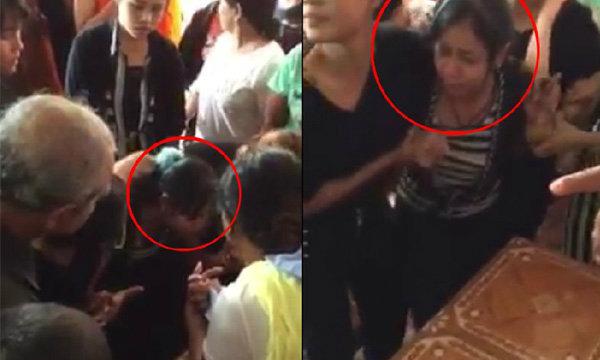 ญาติขนลุก! สาวพม่ากรีดร้องลั่นในงานศพ′น้องแอปเปิ้ล′เหยื่อถูกแทง17แผล ชี้ตัวคนร้าย