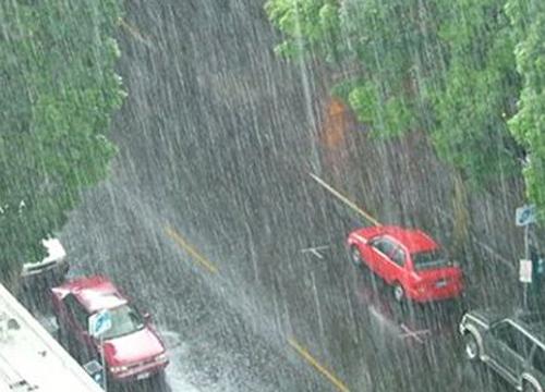 อุตุฯพยากรณ์อากาณเที่ยงวันทั่วไทยฝนตกหนัก