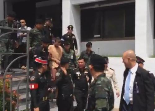 จนท.คุมอาเดม,ยูซุฟูฝากขังศาลทหารผลัดที่3