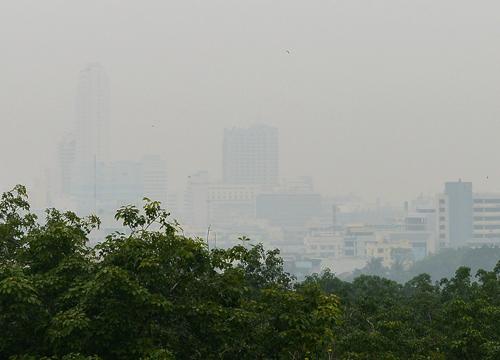 กรมควบคุมมลพิษจี้อินโดฯเร่งแก้หมอกควัน