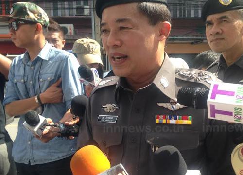 ตร.แถลงรวบหนุ่มฮังการีหนีคดีโทรมหญิงซุกไทย