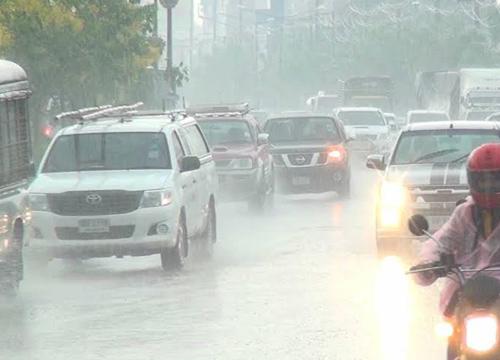 อุตุฯเผยเหนือ,อีสานฝนตกหนัก-กทม.60%