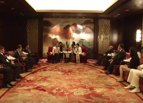 รมว.กต.ร่วมงานครบ40ปีสัมพันธ์ทูตไทย-จีน