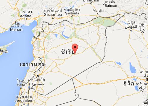 ทัพซีเรียใต้การหนุนของรัสเซียขยายพื้นที่จัดการกบฏ
