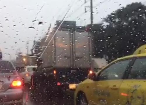 อุตุฯพยากรณ์ทั่วไปฝนเริ่มลดลงกทม.ฝนร้อยละ20