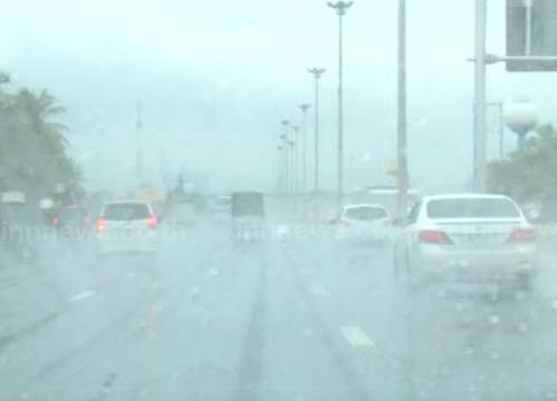 อุตุเผยใต้มีฝนหนักเหนืออีสานกลางตอ.ตกลดลงกทม.20%