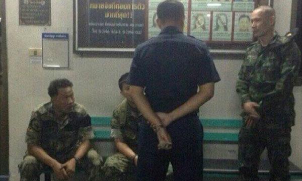อุกอาจ ทหาร-ตร.บุกถึงบ้านอุ้มพ่อค้าขายข้าวแกงเรียกค่าไถ่ เจอซ้อนแผนจับ