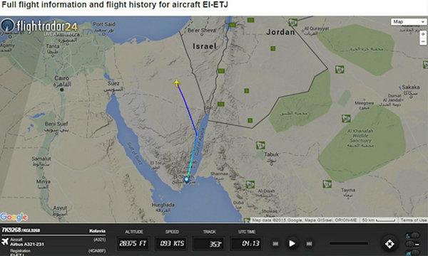 พบแล้ว! ซากเครื่องบินรัสเซียตก คาดตายยกลำ 224 ชีวิต
