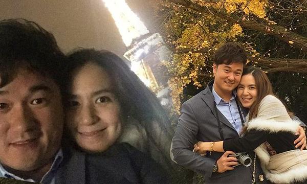 ลูก 4 ก็ยังหวาน...พลอย ชิดจันทร์ ควงสามีฉลองรัก 10 ปีที่ปารีส