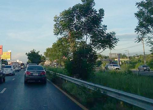 ผบก.ทล.เร่งประสานทางหลวงซ่อมถนนก่อนปีใหม่