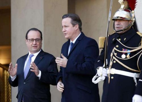 ฝรั่งเศสเพิ่มโจมตีIS-เครื่องบินรบรัสเซียถล่ม500เป้าหมาย