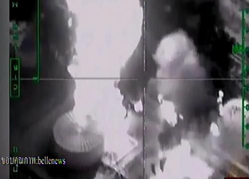 ฝรั่งเศส-รัสเซียส่งฝูงเครื่องบินรบโจมตีไอเอส