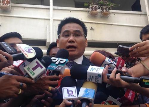 ทนายยิ่งลักษณ์ปัดยังไม่รับแจ้งขอศาลฎีกาออกนอกไทย