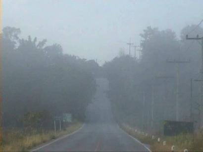 อุตุเตือนไทยตอนบนภาคอีสานหนาวเย็นลงลมแรงมีฝน