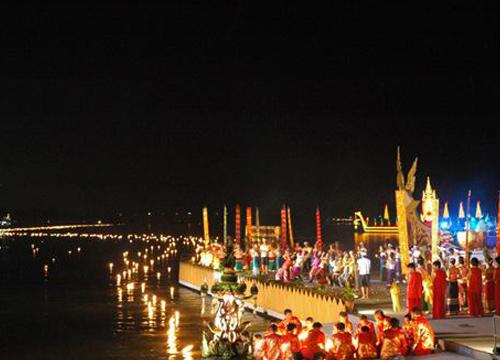 จัดเทศกาลสีสันสายน้ำ7จุดผลักดันท่องเที่ยว