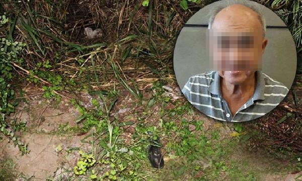พบแล้ว อดีตครูใหญ่ร.ร.สัตหีบวัย76ปี ตายเปลือยในป่าริมถนน หลังหายจากบ้าน6วัน
