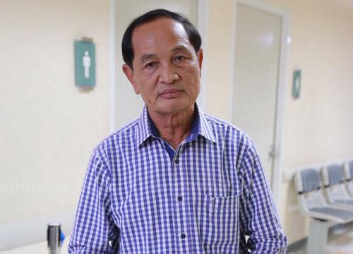 พ่อปัดหมอผ่าตัดปอซ้ำแจงX-Rayเผยตอบสนองดีขึ้น