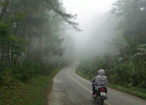 อุตุฯเผยไทยตอนบนเหนือตอ.กลางหนาวเย็นลงลมแรง
