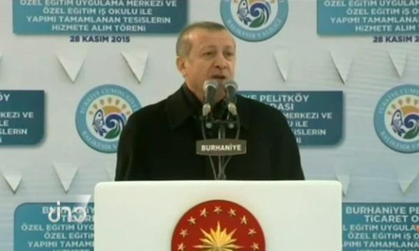 ปธน.ตุรกีแสดงความเสียใจ เหตุยิงเครื่องบินรัสเซียตก