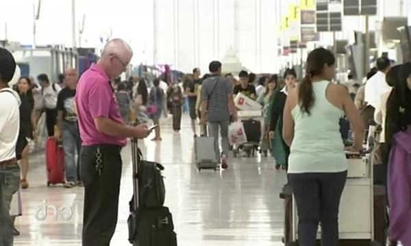 """สนามบิน 36 แห่งเก็บ """"ค่าตรวจประวัติผู้โดยสาร"""" 35 บาทต่อคน เริ่มวันนี้"""