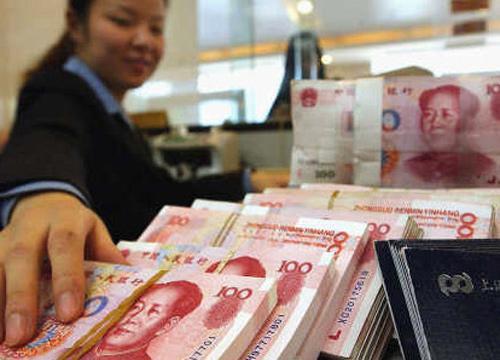 จีนปรับอัตราแลกเงินดอลขึ้น0.56%สูงเกือบ11ปี