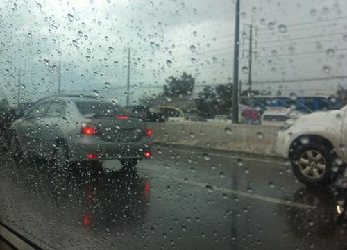 ทั่วทุกภาคเว้นใต้ฝั่งตอ.ฝนต่อเนื่องกทม.60%