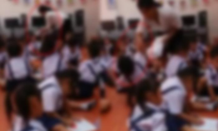 พ่อแม่ทนไม่ได้ คลิปฉาวแชร์ว่อน ครูทำร้ายเด็กกลางชั้นเรียน