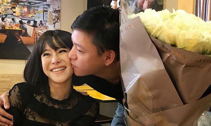 """รัก 6 ปี ความในใจของ จิน สามี หนิง """"ขอบคุณที่อดทนกับผู้ชายคนนี้"""""""