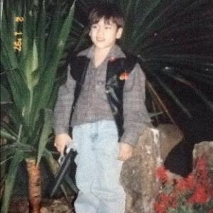 ณเดช ตอนเด็ก