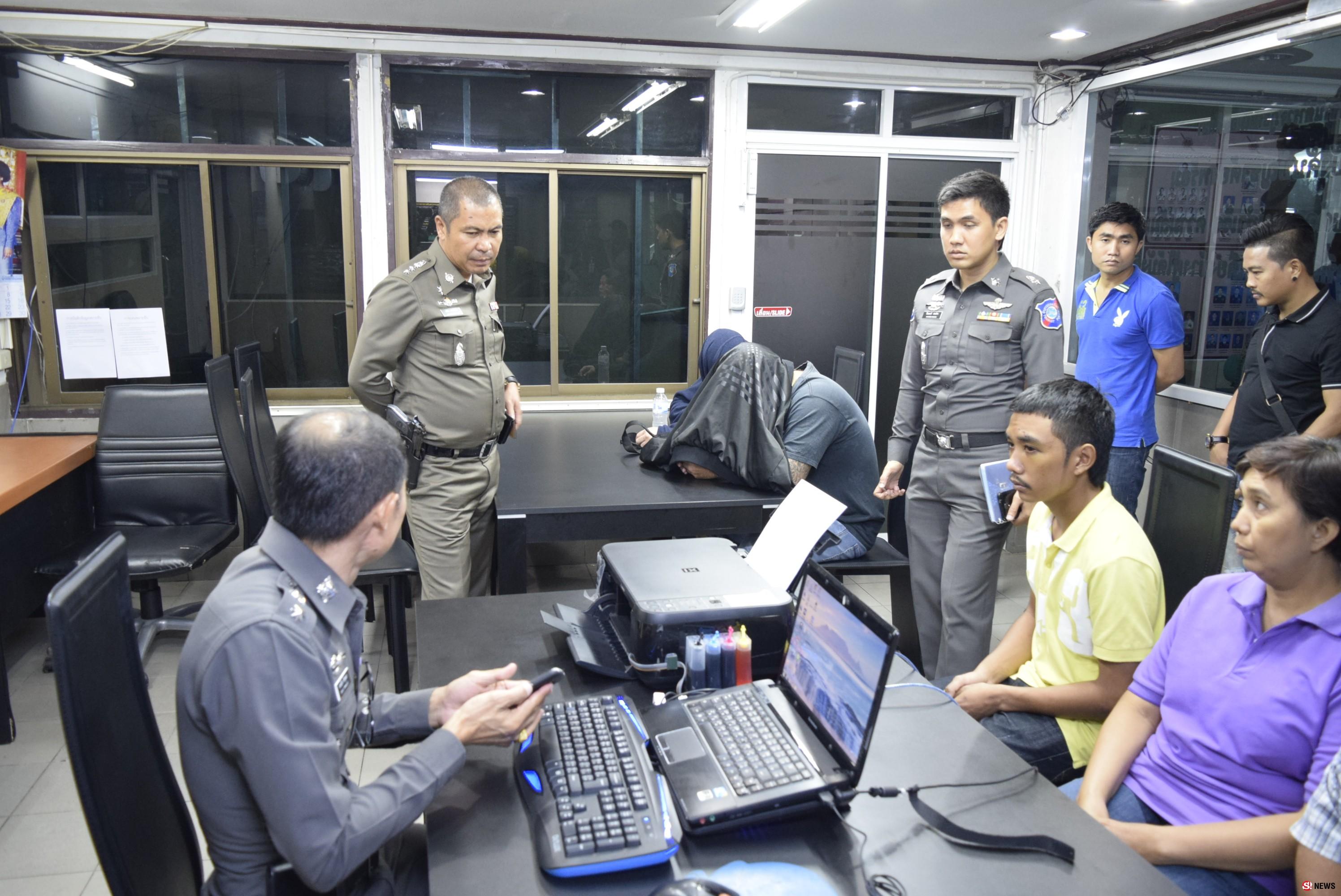 กลุ่มบิ๊กไบค์ฝรั่งรุมยำหนุ่มไทย ล่าสุด ยอมจ่ายค่าทำขวัญเป็นเงินนับแสน