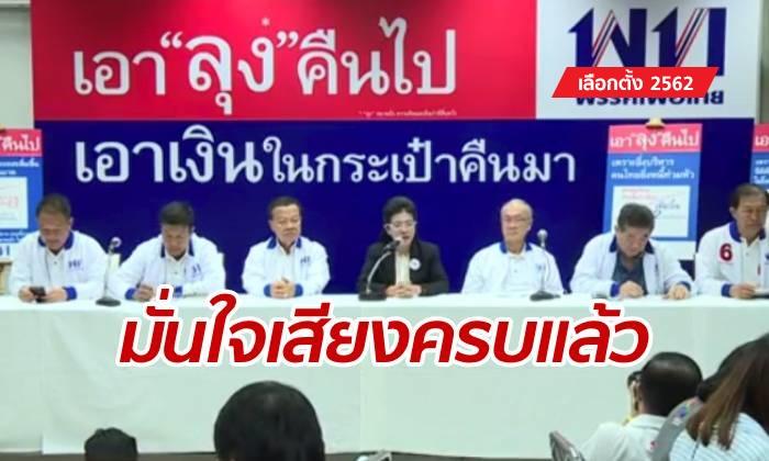 เลือกตั้ง20%2562:20%ลือสะพัด20%พรรคฝ่ายประชาธิปไตย20%ชิงแถลงใหญ่20%ตั้งรัฐบาล20%25120%เสียง