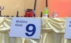 เพื่อไทยไม่ปลื้มถูกล้อเป็นการ์ตูนเฟอร์บี้