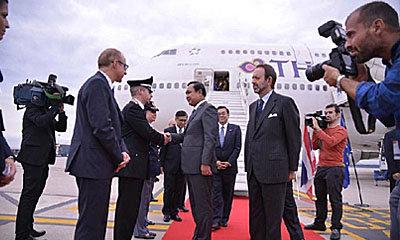 นายกฯ เดินทางถึงอิตาลีแล้ว ร่วมประชุม ASEM