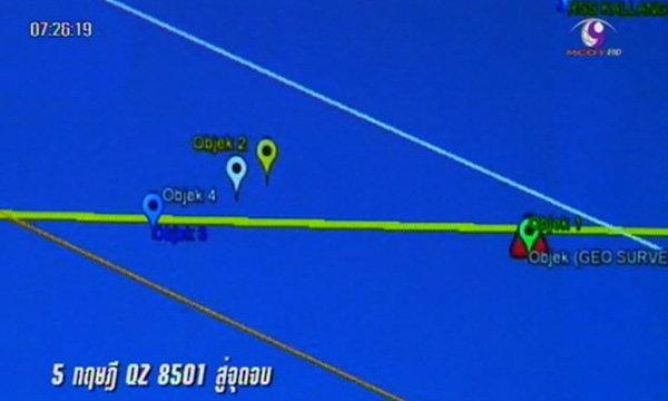 5 ทฤษฎี QZ 8501 สู่จุดจบ