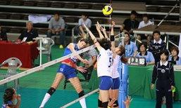 สู้ด้วยใจ!!ตบสาวไทยพลิกแซงเซอร์เบีย3-2 เก็บชัยนัดแรกWGP