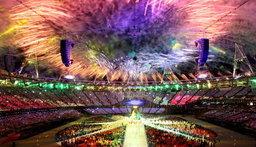 โอลิมปิกเกมส์ 2012 ปิดฉากยิ่งใหญ่