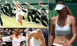 """เหตุผลที่ทำให้ """"นางฟ้ามาเรีย"""" ยังเป็นนักเทนนิสขวัญใจหนุ่มๆทั่วโลก (อัลบั้ม)"""