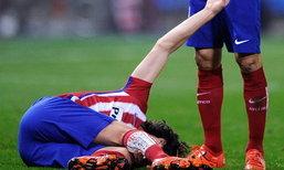 เมนเดส โชคร้ายขาหักปิดเทอมซีซั่นนี้แล้ว