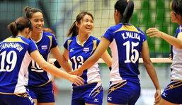 ลูกยางสาวไทยหวังเข้ารอบ2 ศึกชิงแชมป์โลก