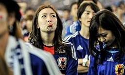 """เล่นแบบนี้อย่าเอาลง! แฟนบอล """"ญี่ปุ่น"""" สับฟอร์ม 3 แข้งซุปตาร์ลีกยุโรปเละ!"""