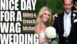 เคร้าช์ปลื้ม!แต่งงานกับแอ็บบี้แฟนสาว