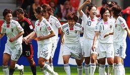 แข้งสาวยุ่นถล่มจังโก้4-0ฉลุยเข้ารอบบอลหญิงโลก