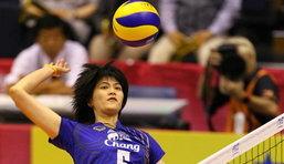 สาวไทยแกร่ง!ตบโดมินิกันหงาย3-0