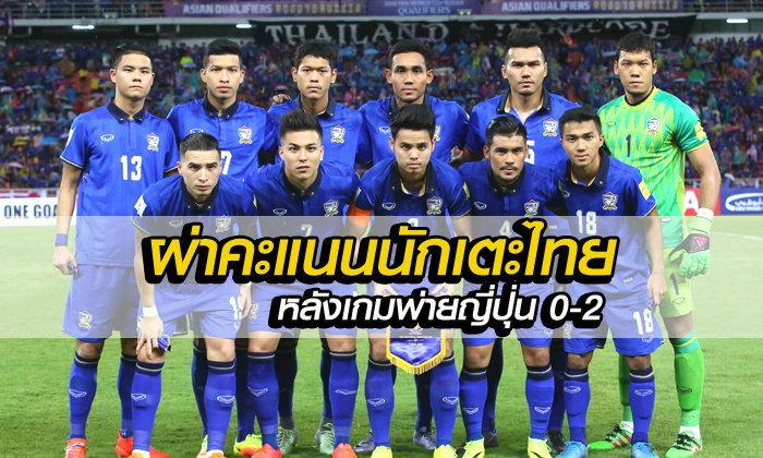 นักเตะไทย