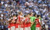 โปรแกรมการแข่งขันฟุตบอลพรีเมียร์ลีก ของทีม อาร์เซน่อล ฤดูกาล 20216/17